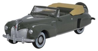 1:87 1941 Lincoln Continental (Pewter Grey)