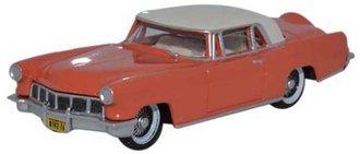 1:87 1956 Lincoln Continental Mark II (Island Coral/Starmist White)