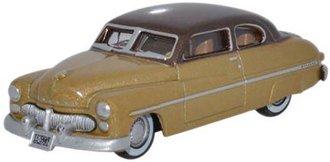 1949 Mercury 8 Coupe (Lima Tan/Haiti Beige)