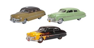 "1949 Mercury 8 Coupe 1949 ""3-Piece 70th Anniversary Set"""