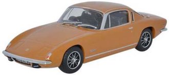1:43 Lotus Elan Plus 2 (Bahama Yellow)