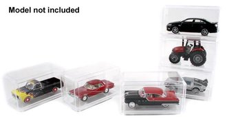 1:64 Auto Display Case (6-Pack)
