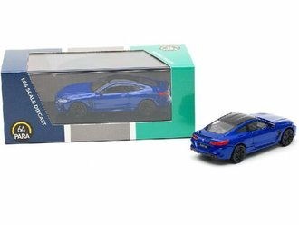 1:64 BMW M8 Coupe (Blue)