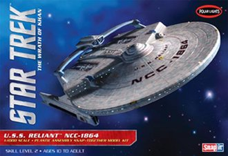 1:1000 Star Trek USS Reliant (Model Kit)