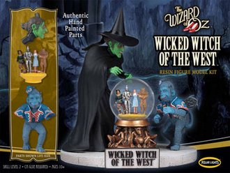 Wicked Witch of the West (Painted Resin Figure)