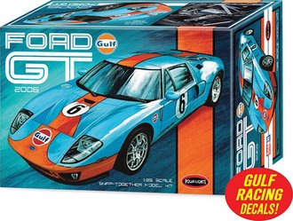 2006 Ford GT (Snap Model Kit)