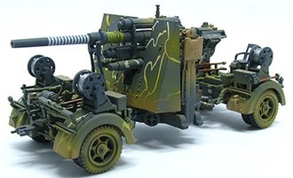 88mm Flak 36 (Camouflage)