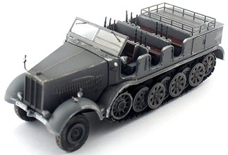 Sd.Kfz.8 Schwerer Zugkraftwagen