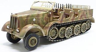 Sd.Kfz.8 Schwerer Zugkraftwagen 12T (Tri-Color Camouflage)