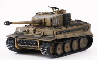"Sd.Kfz.181 Pz.Kpfw.VI Ausf.E ""Tiger I"" Tank – Otto Carius, s.Pz.Abt.502, Eastern Front, 1944"