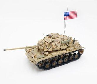 "M60A1 RISE with ERA - ""Saddamizer,"" U.S. Marine Corps, Desert Storm, 1991"