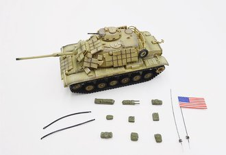 "M60A1 RISE with ERA - ""American Express,"" U.S. Marine Corps, Desert Storm, 1991"