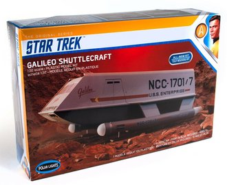 Galileo Shuttle (Model Kit)
