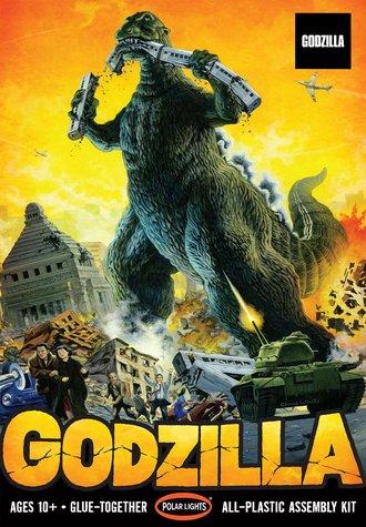 Godzilla (Model Kit)