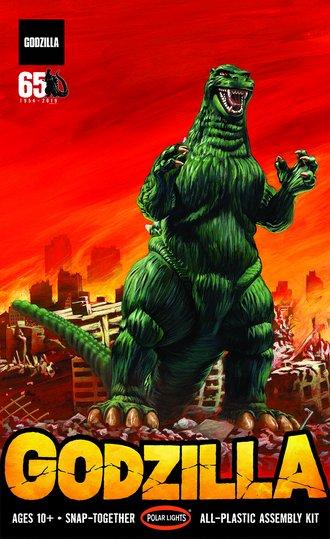 Godzilla (Snap Model Kit)