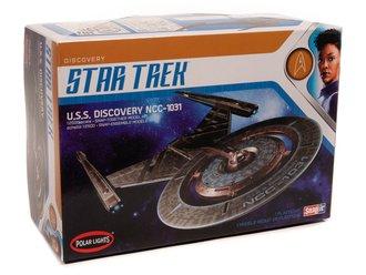Star Trek U.S.S. Discovery (Snap 2T Model Kit)