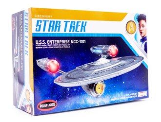 Star Trek Discovery USS Enterprise (Snap 2T Model Kit)