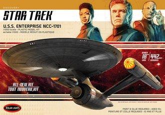 Star Trek Discovery U.S.S. Enterprise 2T (Model Kit)