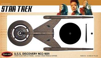 Star Trek Discovery U.S.S. Discovery (Prebuilt Display Model)