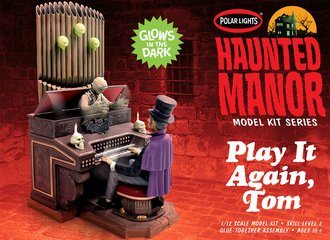 Haunted Manor: Play It Again, Tom! (Model Kit)