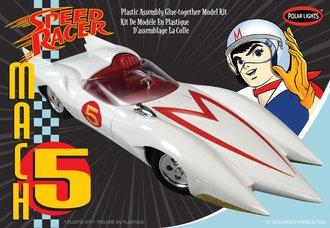 Speed Racer Mach V (Model Kit)