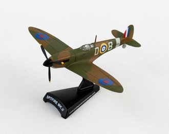 "1:93 Spitfire Mk.II ""RAF Tangmere Wing, Douglas Bader, RAF Tangmere, England, March 1941"""