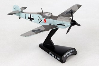 "1:87 Bf-100 E-3 III/JG26 Adolf Galland ""Black 1"" France 1940"