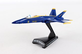 "1:150 F/A-18C Hornet ""USN Blue Angels, #1"""