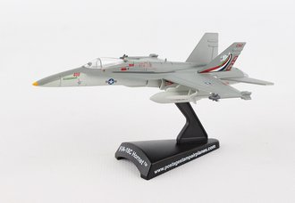"1:150 F/A-18C Hornet ""USN VFA-131 Wildcats, AG400, CAG, USS John F. Kennedy"" (Gray)"