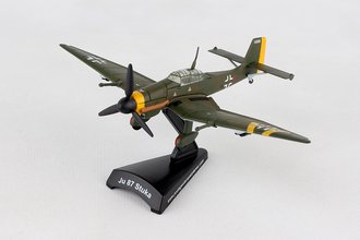 """1:110 Ju-87 Stuka """"Red F"""""""