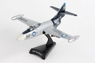 F9F Panther (Silver/Black)
