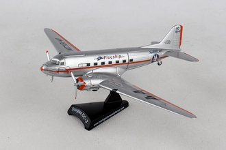 "1:144 Douglas DC-3 ""American Airlines Flagship Tulsa"""