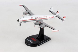 "1:300 Lockheed L-1049G Super Constellation ""TWA - Trans World Airlines"""