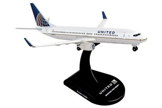"1:300 Boeing 737-800 ""United Airlines"""