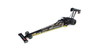 """1:24 2018 Leah Pritchett Top Fuel Dragster """"Angry Bee 1320"""""""
