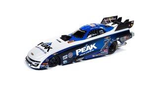 "1:24 2019 John Forcer Chevrolet Camaro Funny Car ""Peak"""