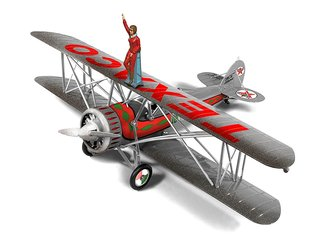 Texaco 1929 Waco Straightwing Barnstormer (Special Edition)