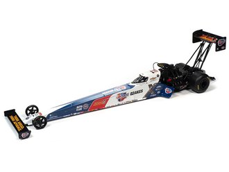 1:24 2019 Brittany Force Car Quest TFD (Red/White/Blue)