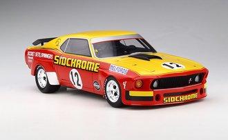 "1:18 1970 Ford Mustang ""Sidchrome - Jim Richards #2"""
