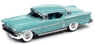 1:64 1958 Chevy Impala Hardtop (Glen Green)