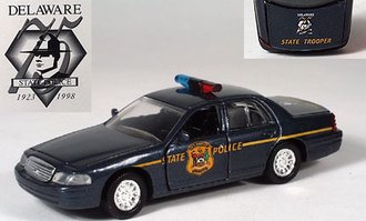 "Ford Crown Victoria ""Delaware State Police - 75th Anniversary"""