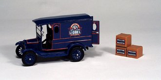 Lionel 1920 Ford Delivery w/Boxes
