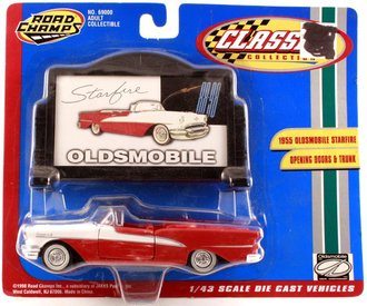 1955 Oldsmobile Starfire Convertible (Teal)
