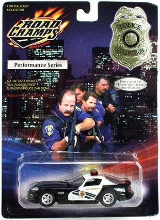 """1998 Dodge Viper """"New Brighton, MN Police"""""""