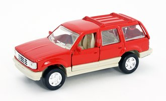 1994 Ford Explorer (Red)