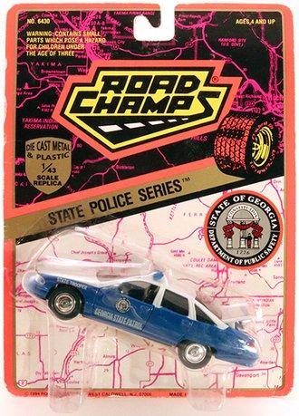 "Chevy Caprice ""Georgia State Patrol"" (Blank Plate)"