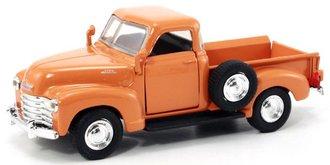 1:43 1953 Chevy 3100 Pickup (Orange)