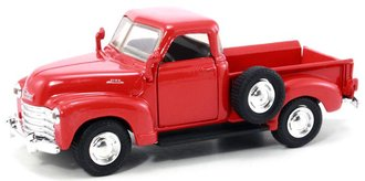 1953 Chevy 3100 Pickup (Red)