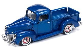 1:64 1940 Ford Pickup (Blue Metallic)