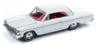 1:64 1964 Chevrolet Impala (White)
